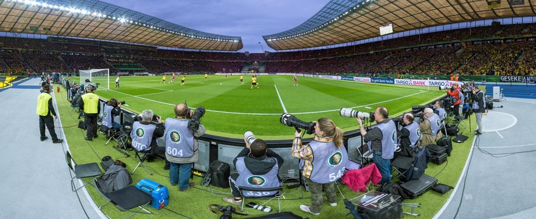 Dfb Pokalfinale 2014 360 Sachsen